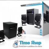 Sistem boxe multimedia 2.1 120W Konig CMP-SPSW130
