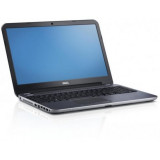 Notebook Dell DL-272161792 Inspiron 5521 Ivy Bridge i3-3217U 4GB 500GB Ubuntu Moon Silver - Laptop Dell, Intel Core i3, Diagonala ecran: 15, Linux