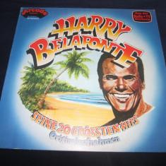 Harry Belafonte – Seine 20 Grössten Hits _ vinyl,LP,Germania, VINIL