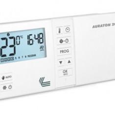 Termostat wireless pentru incalzirea prin pardoseala Auraton 2030 R, 0 – 35°C, LED, LCD