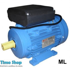 Motor electric monofazat 0.75 kW 2800 rpm 230V ML801-2