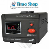 Stabilizator automat de tensiune cu releu - 2000VA Well AVR-REL-2000VA-WL - Stabilizator tensiune