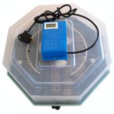 Incubator cleo 5DTH cu dispozitiv intoarcere oua si termohigrometru