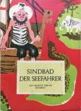 SINBAD DER SEEFAHRER (carte copii in limba germana)