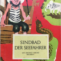 SINBAD DER SEEFAHRER (carte copii in limba germana) - Carte de povesti