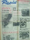 Rapid 5 noiembrie 1941 aviatie Crimeea caricatura Isus  Neagu Radulescu moda