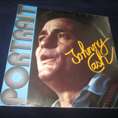 Johnny Cash ‎– Portrait + vinyl(dublu LP) Germania