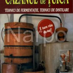 Cazanul de tuica Tehnici de fermentatie si distilare Josef Pischl - Editura Mast, Alta editura