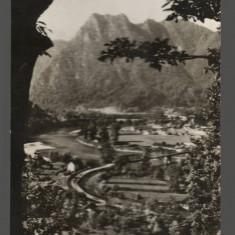 CPI (B7401) CARTE POSTALA - VALEA OLTULUI LA GURA LOTRULUI - Carte Postala Oltenia dupa 1918, Circulata, Fotografie