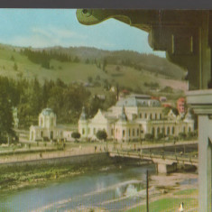 CPI (B7483) CARTE POSTALA - VEDERE DIN VATRA DORNEI, RPR - Carte Postala Moldova dupa 1918, Circulata, Fotografie