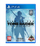 Rise Of The Tomb Raider 20 Year Celebration Edition Ps4, Actiune, 18+