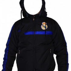Geaca Adidas REAL MADRID doar S - Geaca barbati Adidas, Marime: S, Culoare: Din imagine