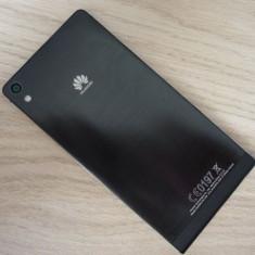 Huawei Ascend P6 Negru - Telefon mobil Huawei Ascend P6, 8GB, Neblocat