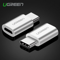 Adaptor original Ugreen Type-C 3.1 to Micro USB 2.0 *NOU*