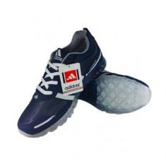 Adidas SpringBlade - Adidasi barbati, Marime: 40, 41, 42, 43, 44, Culoare: Bleumarin, Piele sintetica