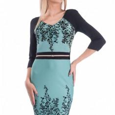 Rochie de zi PerDonna Vilma - Bej, Marime: 46, 48, 50