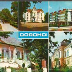 CPI (B7491) CARTE POSTALA - DOROHOI.  MOZAIC 1991