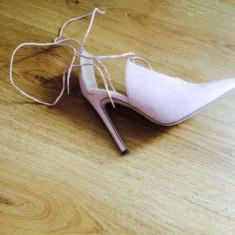 Pantofi Asos - Pantof dama Asos, Culoare: Rose, Marime: 38