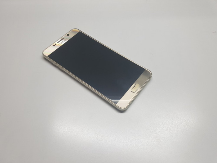SAMSUNG Galaxy NOTE 5 32Gb GOLD, Factura & Garantie! foto mare