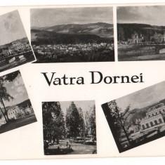 CPI (B7500) CARTE POSTALA - VATRA DORNEI. MOZAIC - Carte Postala Moldova dupa 1918, Necirculata, Fotografie