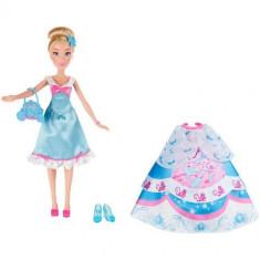 Papusa Cenusareasa Cu Rochita Fashion, 4-6 ani, Plastic, Fata