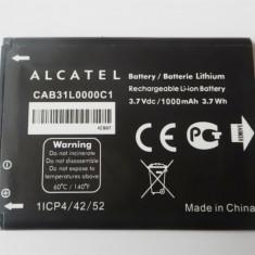 Acumulator Alcatel i808 / TCL T66 A890 1300mAh cod CAB31L0000C1 nou original, Alt model telefon Alcatel, Li-ion