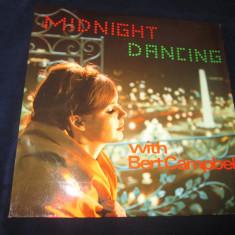 Bert Campbell – Midnight Dancing With Bert Campbell       .    vinyl,LP,Elvetia, VINIL