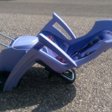 Scaun bicicleta pentru copii HAMAX
