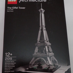 Lego 21019 Turnul Eiffel Architecture The Eiffel Tower nou sigilat 321 piese - LEGO Architecture