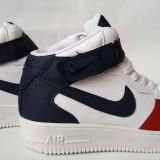 Adidasi GHEATA DAMA nike AIR FORCE ONE - Ghete dama Nike, Culoare: Din imagine, Marime: 36, 37, 38, 39, 40, 41, 42, 43, 44, Piele sintetica