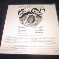 Dottie West - Carolina Cousins _ vinyl, LP, album, SUA - Muzica Country rca records, VINIL