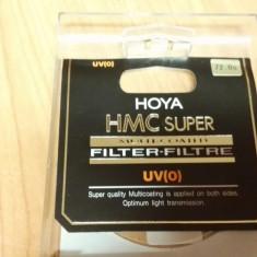 Filtru Hoya HMC Super UV(0) 72.0S Multicoating - Filtru foto, 70-80 mm