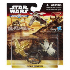 Set Star Wars Micromachines - Clone Clash - Vehicul Hasbro