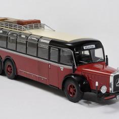 Macheta autobuz MERCEDES BENZ 0 10000 - 1938 scara 1:43