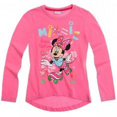 Bluza fete 2-8 ani - Minnie - art. 152496 roz, Marime: Alta