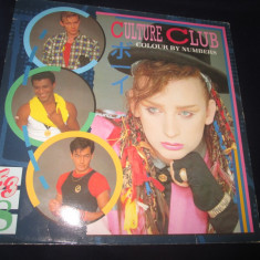 Culture Club ‎– Colour By Numbers _ vinyl(LP, album) UK - Muzica Pop virgin records, VINIL