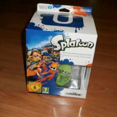 Wii U - Splatoon Amiibo Bundle Edition ( fara joc ), de colectie