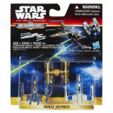 Set Star Wars Micromachines - Starfighter Assault