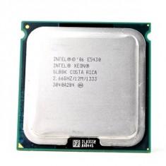 Intel Xeon E5430 Quad 2.66Ghz 12Mb sk 771 modat sk 775 performante Q9550 Q9650