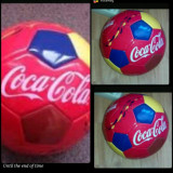 Minge coca cola de colectie - Minge fotbal