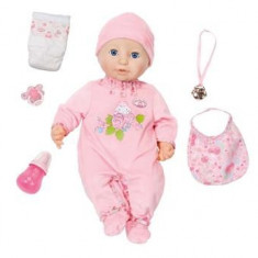 Papusa Zapf Creation Baby Annabell Doll