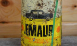 Rara ! Cutie  EMAIL PENTRU REPARATIA SI INTRETINEREA AUTOTURISMELOR EMAUR -1960