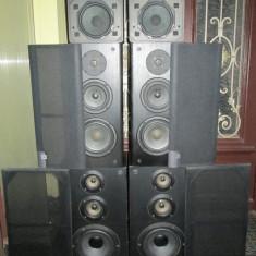 Boxe JBL LX400, Heco Media 5005, Boxe podea