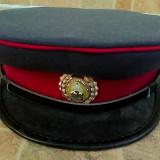 Cascheta militie paza si ordine anul 1990