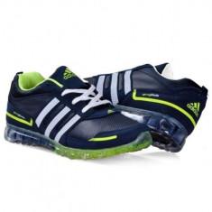 Adidas SpringBlade - Adidasi barbati, Marime: 40, 41, 42, 43, 44, Culoare: Verde, Piele sintetica