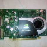 Placa Video Professionala Nvidia Quadro FX370 256 MB / 64 BIT