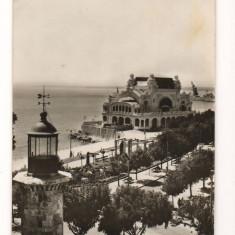 CPI (B7412) CARTE POSTALA - CONSTANTA. VEDERE SPRE CAZINO - Carte Postala Dobrogea dupa 1918, Circulata, Fotografie