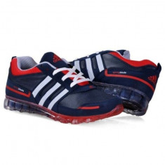 Adidas SpringBlade - Adidasi barbati, Marime: 40, 41, 42, 43, 44, Culoare: Rosu, Piele sintetica