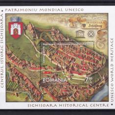 ROMANIA 2009 LP 1839 SIGHISOARA COLITA MNH - Timbre Romania, Nestampilat