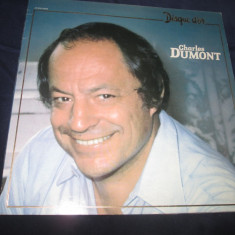 Charles Dumont ‎– Disque D'Or _ vinyl(LP, album) Canada - Muzica Pop emi records, VINIL